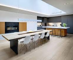 table de cuisine contemporaine table de cuisine contemporaine maison design bahbe com