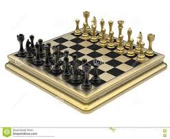 unique chess set stock photo image 53276380