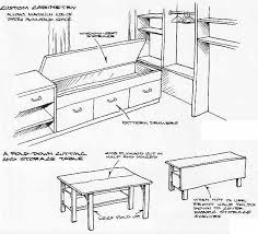 how to design a sewing room ideas on cutting tables and storage
