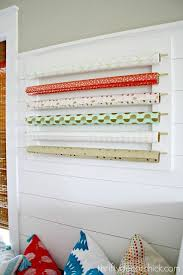 christmas paper storage best 25 diy wrapping paper storage ideas on gift wrap
