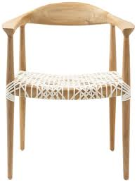 Woven Chairs Dining Fox1003a Accent Chairs Dining Chairs Furniture By Safavieh