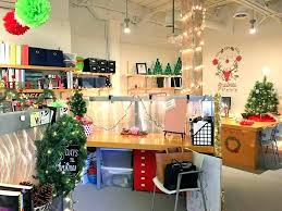 Christmas Decoration Office Office Holiday Decorating Ideas Office