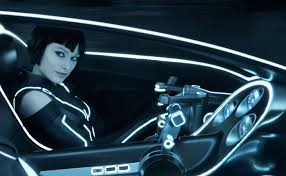tron legacy quorra human race science