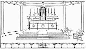 the furnishings in the sanctuary sacristan u0027s manual for the