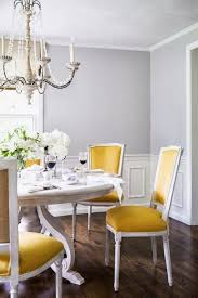 Yellow Chairs Upholstered Design Ideas Yellow Leather Dining Room Chairs Design Ideas With Regard To