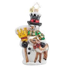christopher radko ornaments 2016 radko good friends forever