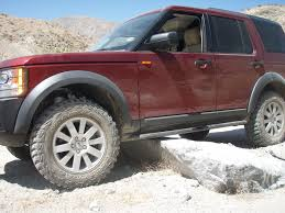 Biggest And Best Off Road Tires For Lr3 Land Rover Forums Land