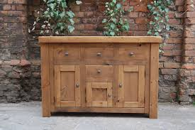 custom made plank pine sideboard handcrafted by incite
