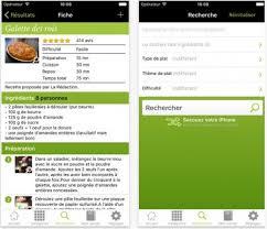 une recette de cuisine dossier gourmand plus de 18 applis de recettes de cuisine sur