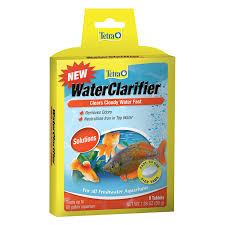 Cloudy Water From Faucet Amazon Com Tetra 77349 Waterclarifier Tablets 8 Count Pet Supplies