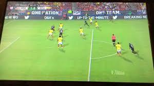 toyota estados unidos gol de estados unidos usa 1 vs ecuador 0 toyota stadium youtube