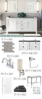 pottery barn bathrooms ideas simple pottery barn bathroom ideas on small home remodel ideas
