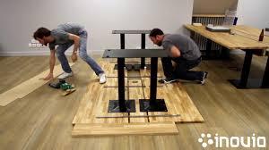 faire un bureau en bois diy comment fabriquer un bureau en bois