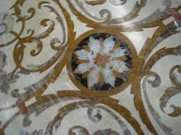 marble inlay carpet 1