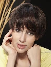 above the ear haircuts for women bowl cut with the hair cut above ear level for a timeless short