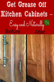 how to get kitchen grease off cabinets delightful best way to get grease off cabinets 3 best way to clean