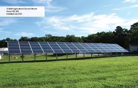 solar panels for farms paradise energy solutions