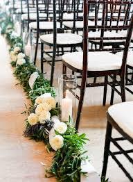 aisle decorations simple summer wedding aisle decor mywedding