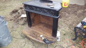 this is how how i built my outdoor fireplace on a budget