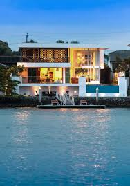 Home Design For Views by Home Designs For Water Views House Design Plans