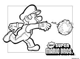 90 free printable luigi coloring pages for kids baby mario