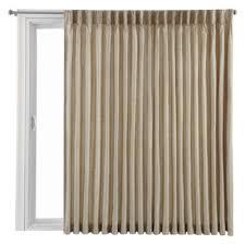 Curtain Hooks Pinch Pleat Royal Velvet Supreme Pinch Pleat Back Tab Curtain Panel