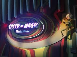speed of magic speed of magic attraction picture of abu dhabi