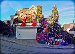 best san francisco christmas lights free tours by foot