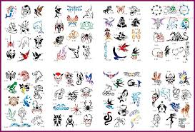 small airbrush tattoos designs