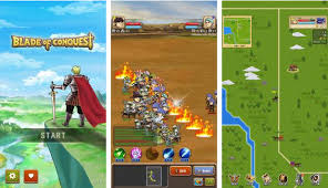 blade apk blade of conquest mod apk android free