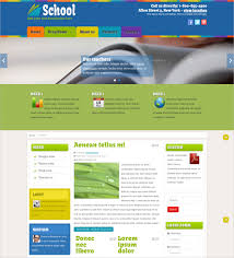 joomla education templates 27 free education website themes templates free premium