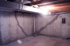 how to repair basement wall cracks cracks in basement walls why a foundation cracks