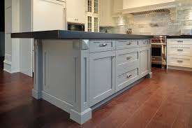 Kitchen Designers Vancouver Kitchen In Absolute Black Honed Granite With Mitered 3
