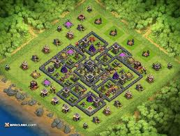 amazing clash of clans super base maps coc th9 2017 android apps on google play