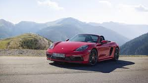 Porsche Boxster New Model - tailored for design and sportiness u2013 the new porsche 718 gts models