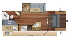 fleetwood prowler 5th wheel floor plans 14 1997 prowler travel trailer floor plans one bedroom