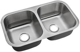 Tuscany  X   X  Stainless Steel Undermount DoubleBowl - Menards kitchen sinks