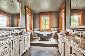 Bath Remodeling Ideas With Clawfoot by Rustic Bathroom Ideas Design Accessories U0026 Pictures Zillow
