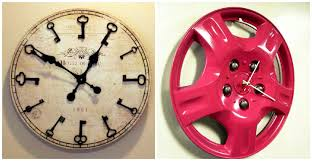 special handmade wall clocks for mother u0027s day