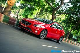 volvo hatchback 2015 2015 volvo v40 hatchback test drive review