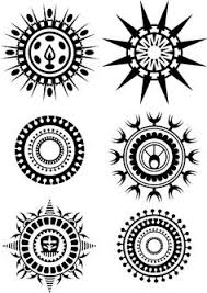 simple tribal circle search it s neither black