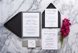 fancy invitations with glitter fancy wedding invitation all that