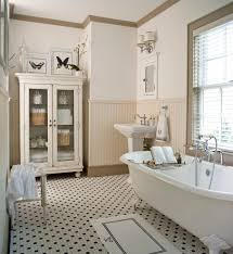 tile trim ideas bathroom traditional with beige molding beige