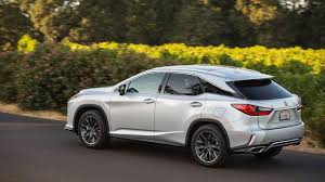 lexus 3 row suv lexus might finally debut a three row rx crossover this year