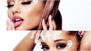 ariana grande break free inspired makeup tutorial missjessicaharlow