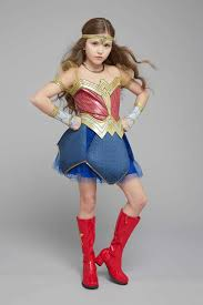 Wonder Woman Costume Ultimate Wonder Woman Costume For Kids Dawn Of Justice Chasing