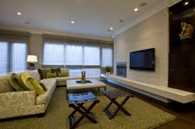 Interior Design Ideas For Tv Wall by Living Room Ideas With Tv On Wall Amazing For Interior Design