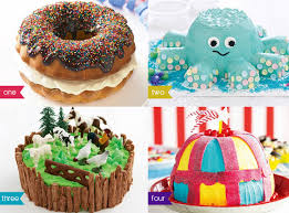 4 amazing children u0027s birthday cakes the australian baby blog