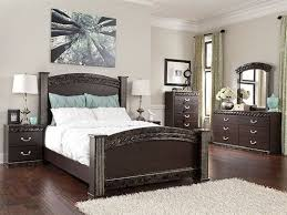 White Queen Bedroom Sets Cozy White Duvet Cover Set Brown Teak - Dark wood queen bedroom sets