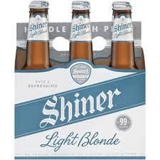 shiner light blonde carbs beer west houma